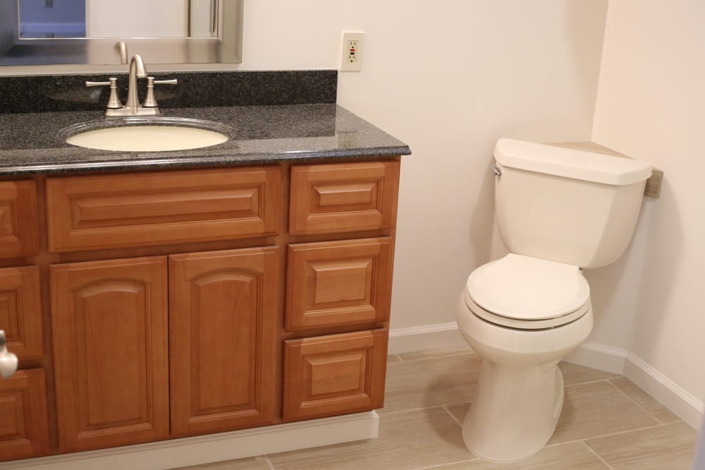 Complete Bathroom Remodel With Water Damage Repair New Cabinets Delectable Bathroom Remodeling San Jose Ca Painting