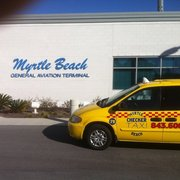 Yellow Checker Cab Taxi Airport Shuttles 3806 Maypop Cir Myrtle