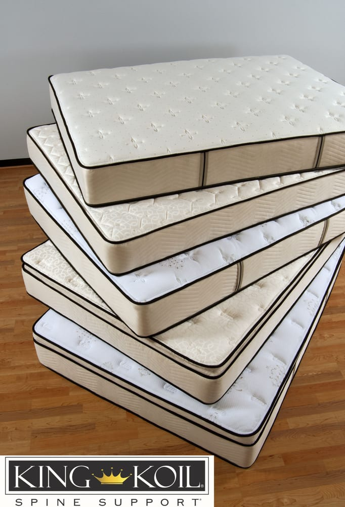 New King Koil Queen Mattress Sets Starting $399! New King ...