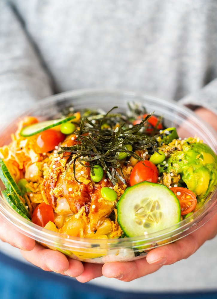 Hawaii Poke Bowl: 7594 150th St W, Apple Valley, MN