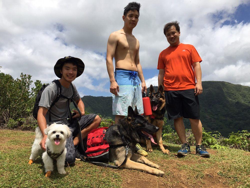 Pu'u Pia Trail