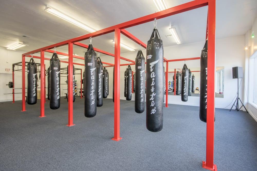 Photo Of Bay Mma Fitness Hayward Ca United States Heavy Bag