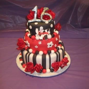 Baltimore Bakery Mile High Cake
