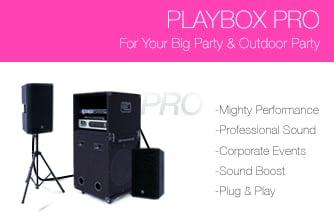 Photo of Playbox Karaoke Rental: Manhattan, NY