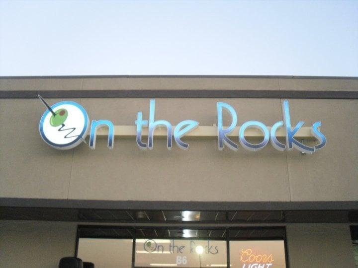 On the Rocks Lounge: 2731 Manhattan Blvd, Harvey, LA