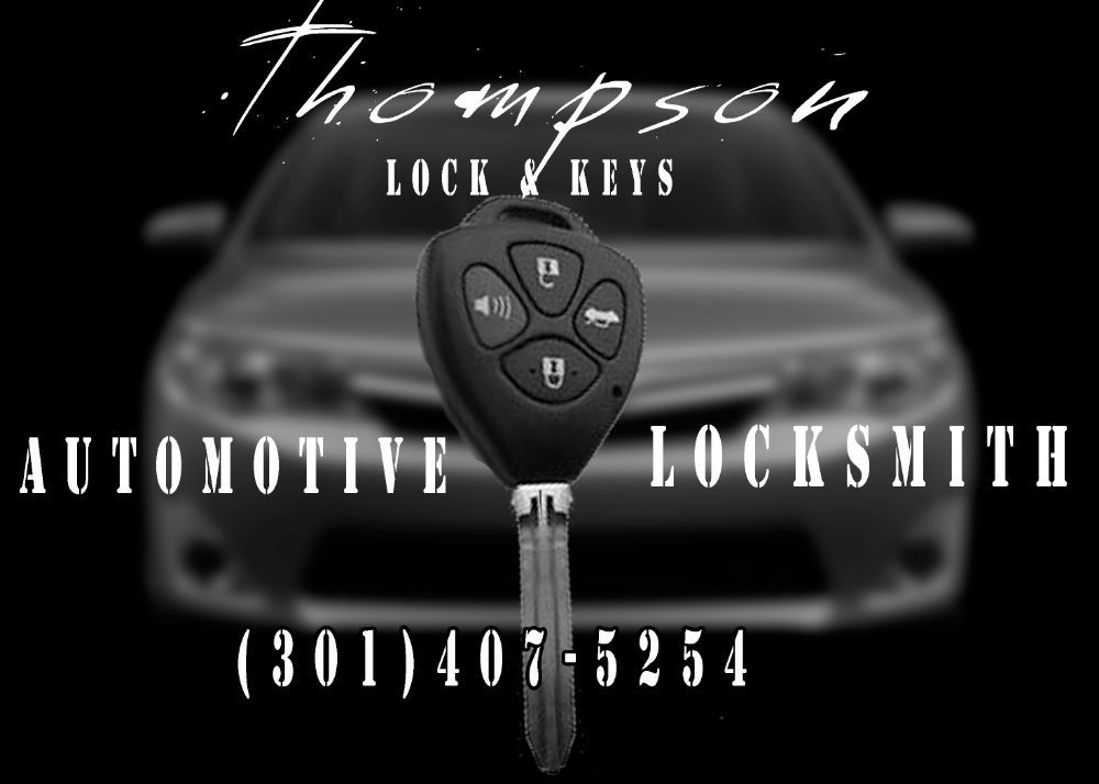 Thompson Lock & Key: Oxon Hill, MD