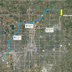 Photo Of Wichita Hoops Wichita Ks United States Driving Directions From Eisenhower
