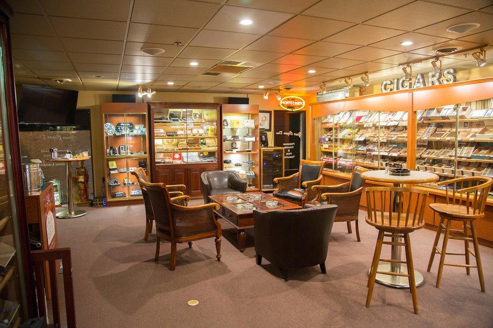 Your Cigar Den: 127 S Fraser St, State College, PA