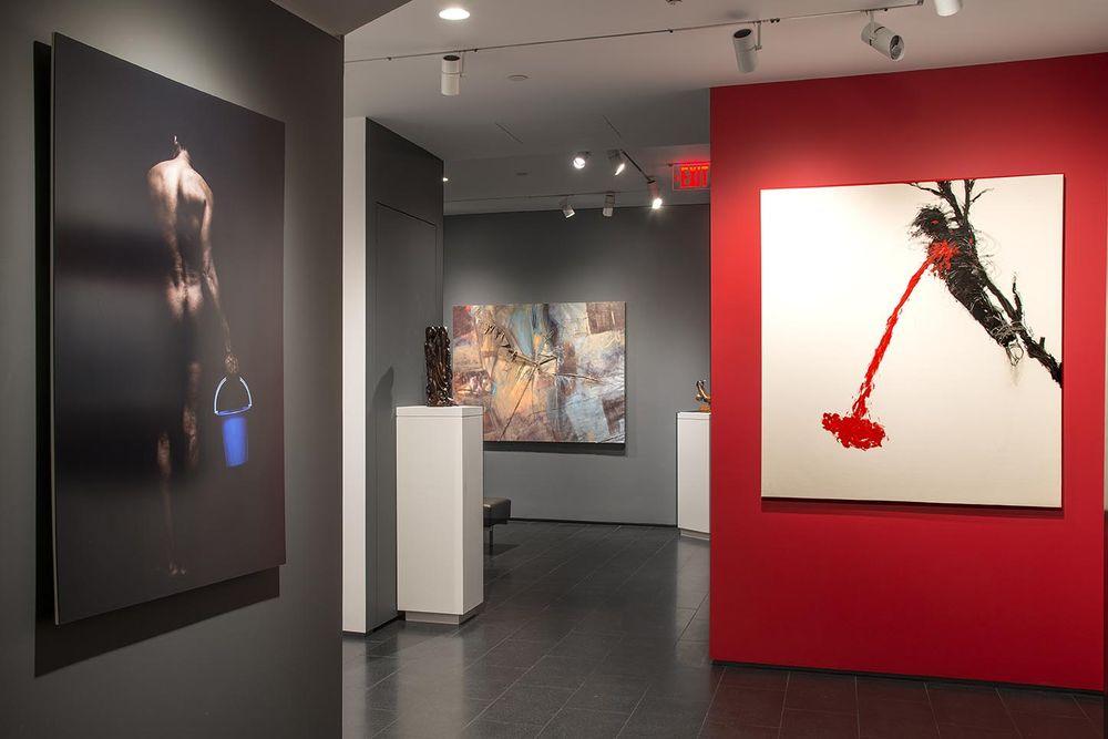 Cooper Gallery: 102 Mount Auburn St, Cambridge, MA