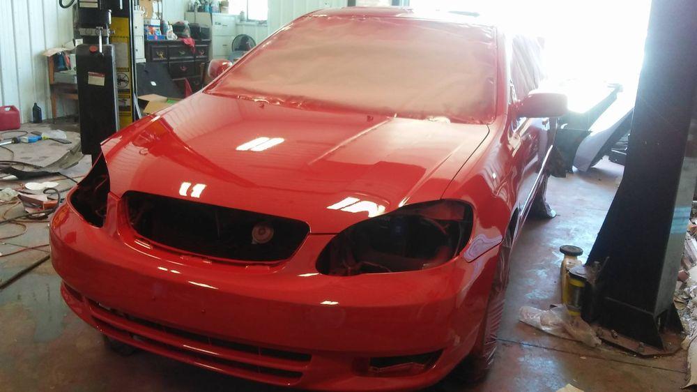 AJ Auto Repair: 5281 Oakcrest Hill Rd SE, Hills, IA