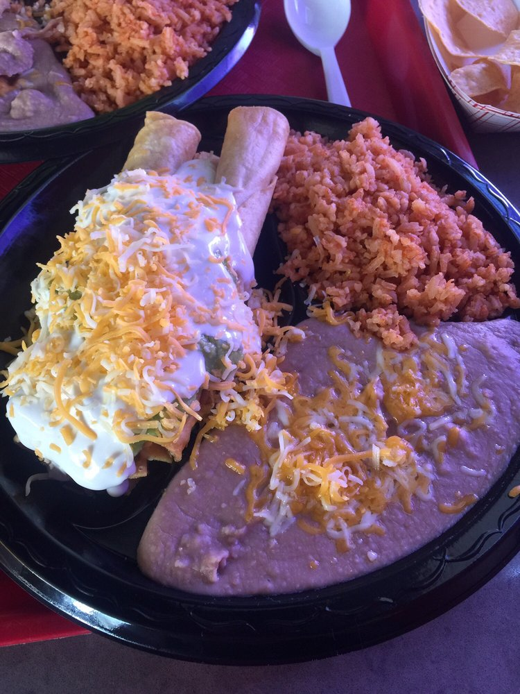 Mexican Food Hanford Ca