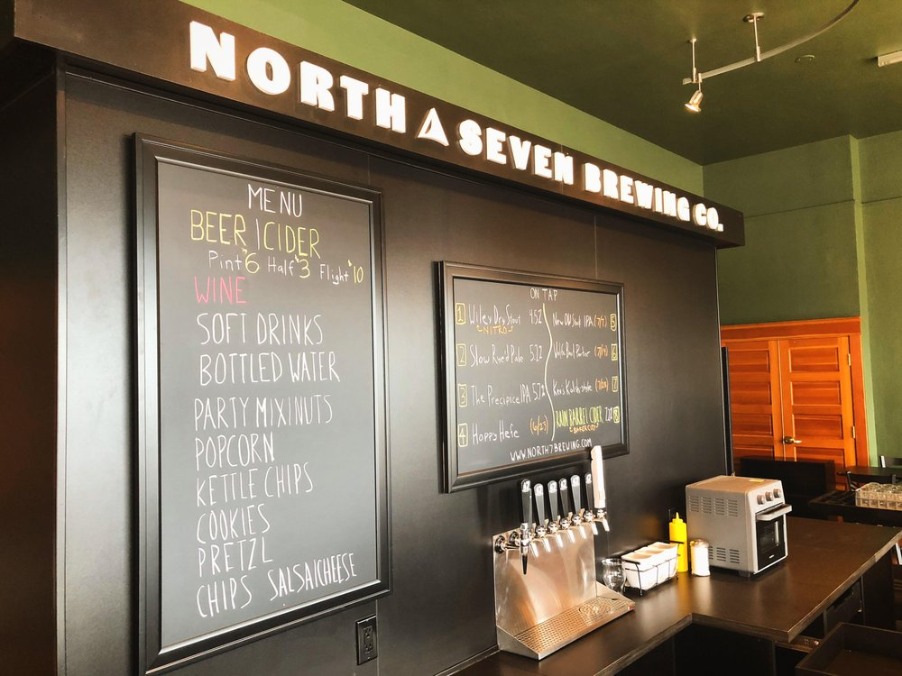 North Seven Brewing: 1935 1st St, Baker City, OR