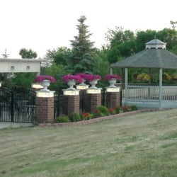 Photo Of Bush Gardens   Muskego, WI, United States. The Outdoor Gazebo Is