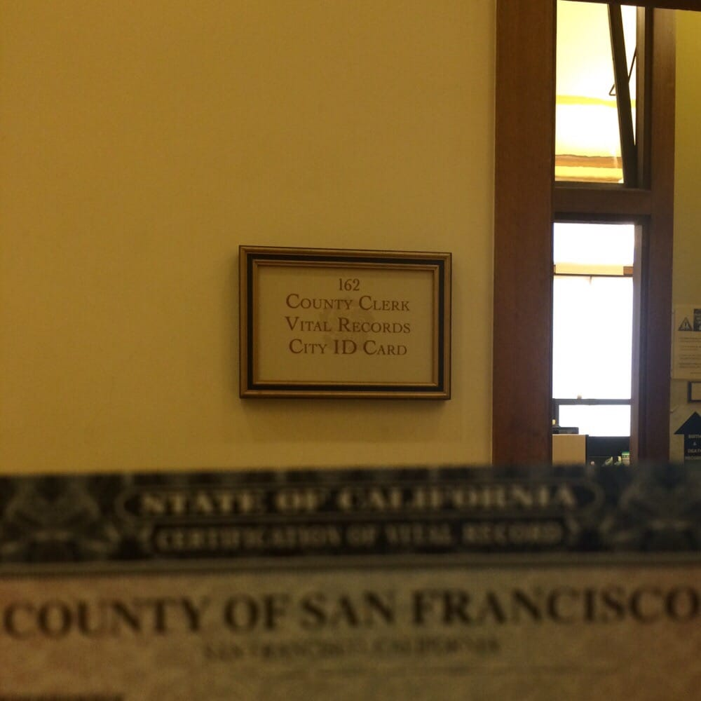 Vital records is in rm 162 1st flr city hall birth death photo of office of vital records department of health san francisco ca united aiddatafo Gallery