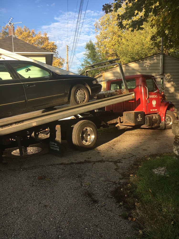 Towing business in Crete, IL