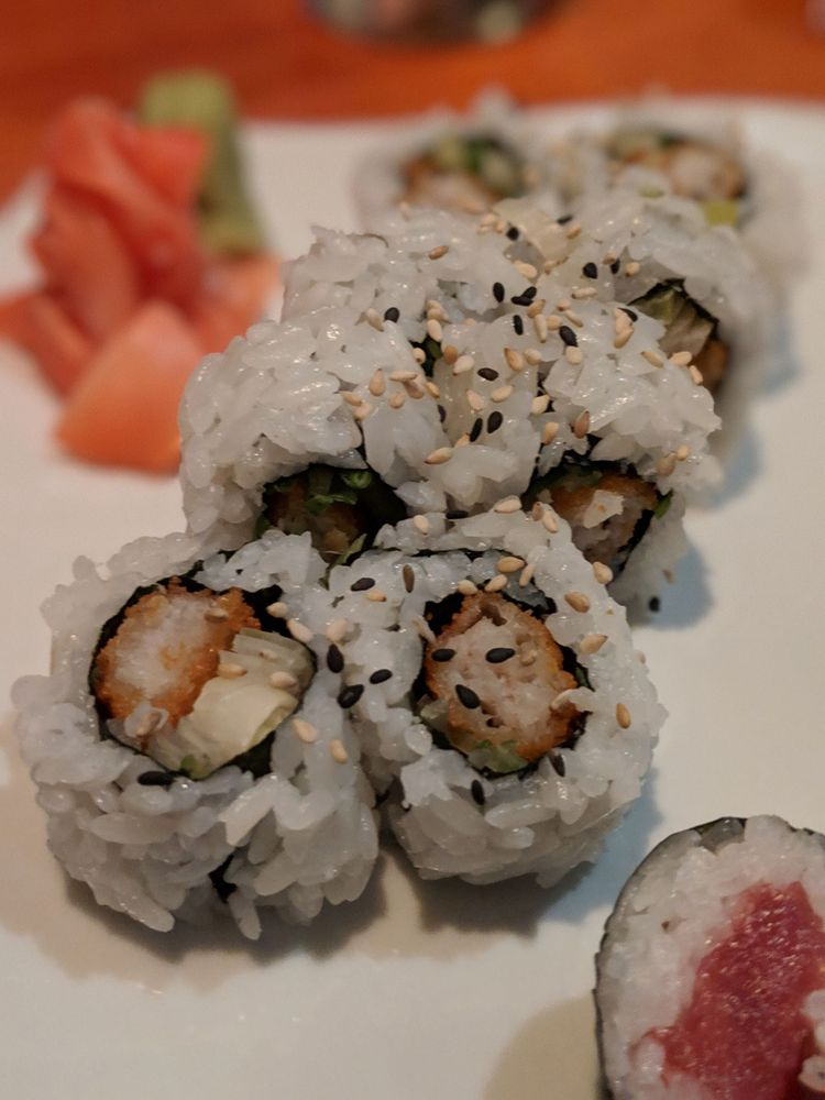 Sushi Inc: 270 1st Ave N, St. Petersburg, FL
