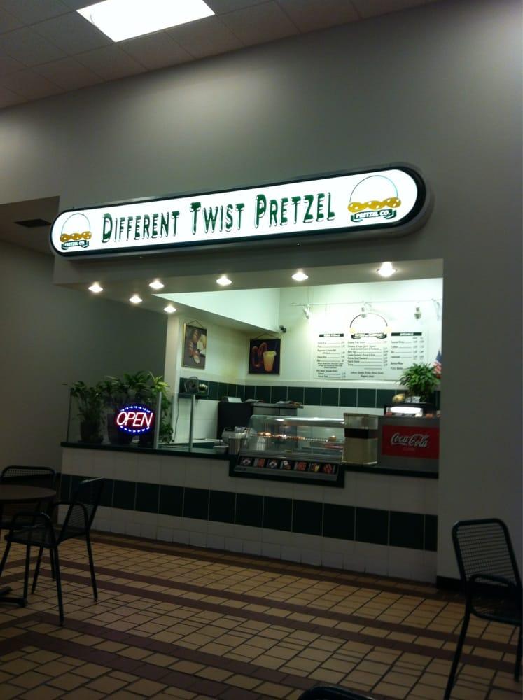 A Different Twist Pretzel: 5707 MacCorkle Ave SE, Charleston, WV
