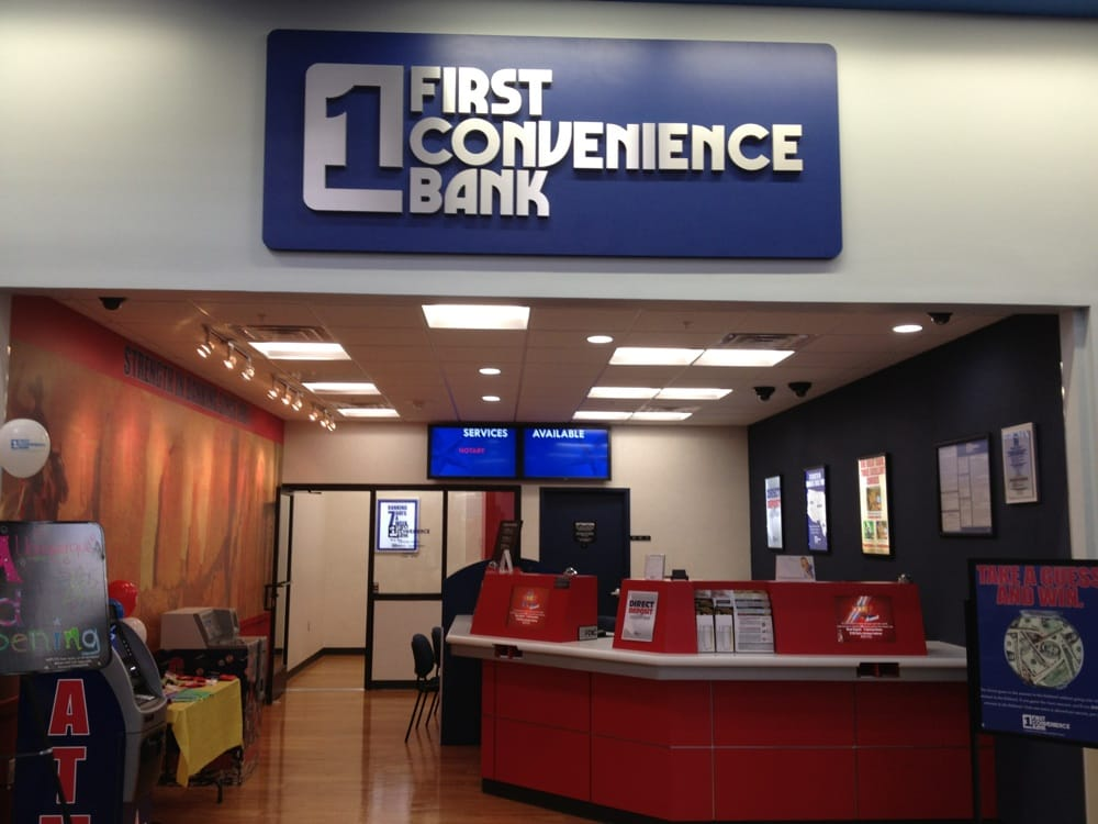 First Convenience Bank - Banks & Credit Unions - 2266 Wyoming Blvd NE ...