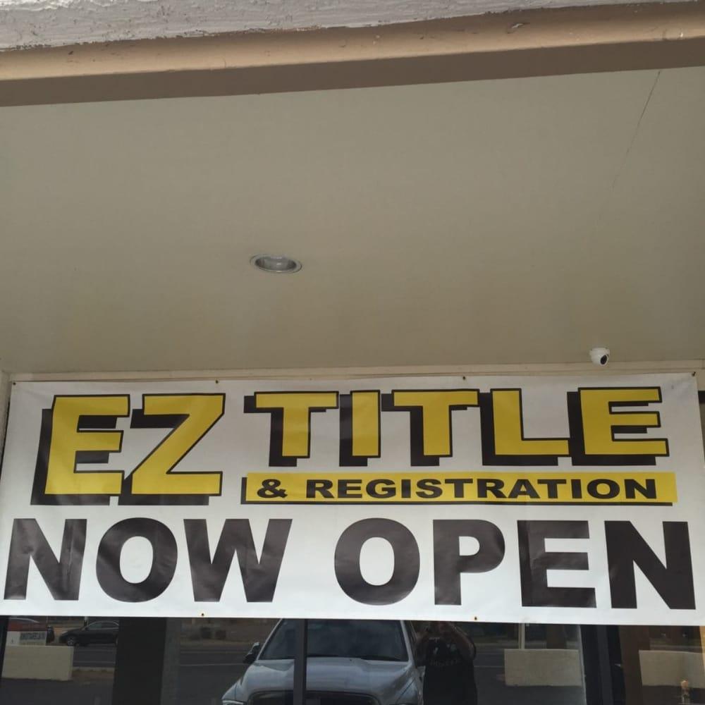 EZ Title & Registration
