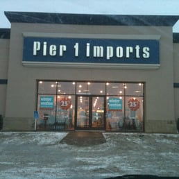 Pier 1 Imports. search: Choose a Store stores account basket Today is Platinum Tuesday All My Pier 1 Rewards Platinum Credit Cardmembers Get an Extra 10% Off Everything, Plus Free Shipping Over $ Details. BUY ONE, GET ONE. 50 % off * Christmas. shop now. Plus.