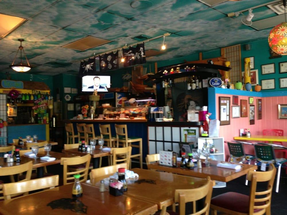 Sushi Restaurants Key Largo Fl