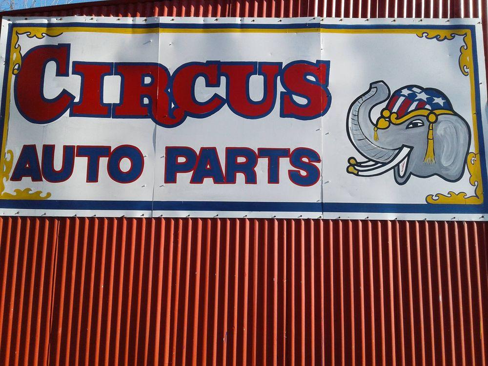 Circus Auto Parts: 13701 S Ashland Ave, Riverdale, IL