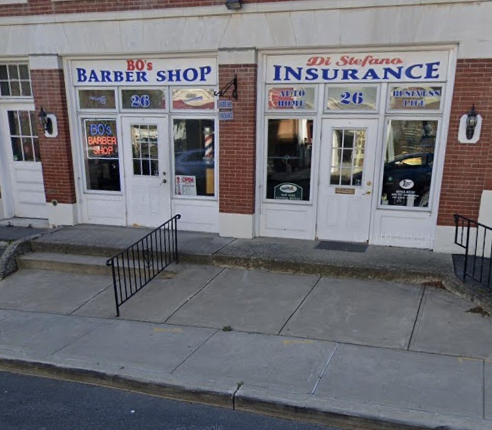 Bo's Barber Shop: 26 Main St, Highland, NY