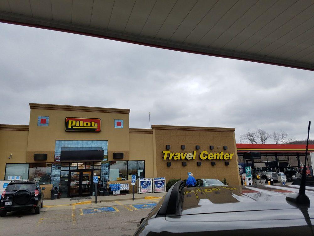 Pilot Travel Center: 44133 Fairground Rd, Caldwell, OH