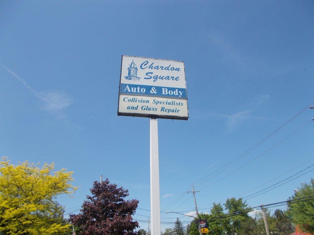 Chardon Square Collision: 537 Water St, Chardon, OH
