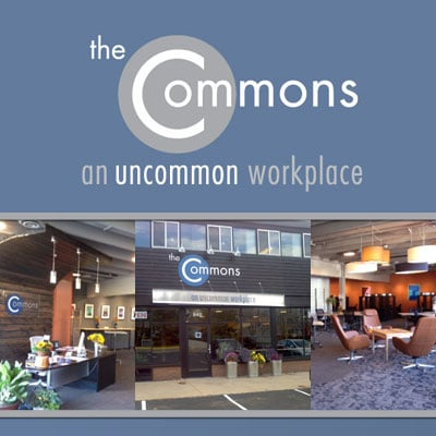 The Commons - An Uncommon Workplace: 540 Lake St, Excelsior, MN