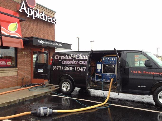 Crystal Clean Carpet Care: 2224 S New Lothrop Rd, Lennon, MI