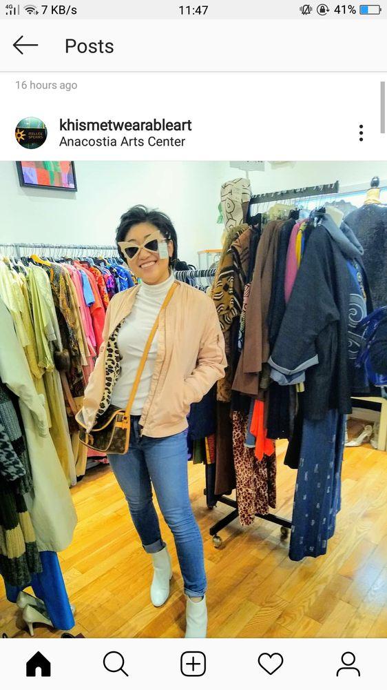 Vintage & Charmed Classic Clothing: 1231 Good Hope Rd SE, Washington, DC, DC