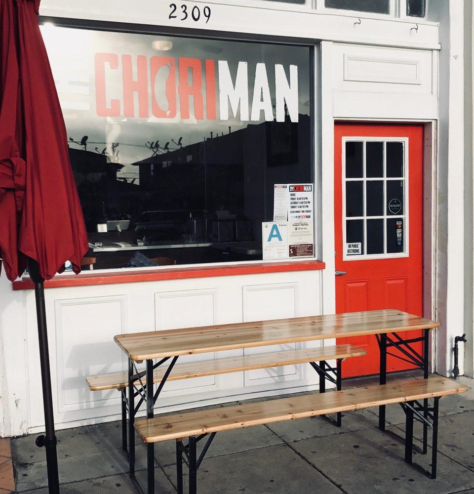 The Chori-Man