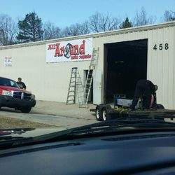 All Around Auto Repair Auto Repair 458 Bypass 123 Seneca Sc