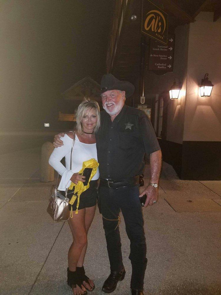 Sheriff's Ghost Walk Tour