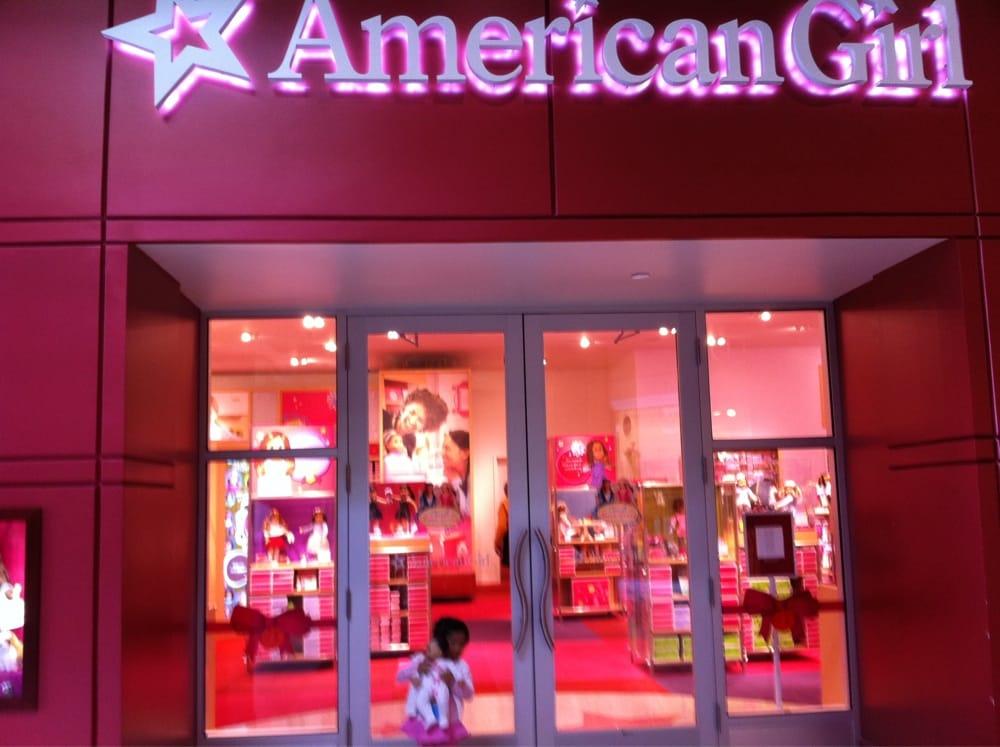 American Girl Seattle: 3000 184th St SW, Lynnwood, WA