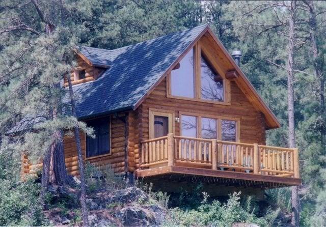 Newton Fork Ranch: 12407 Deerfield Rd, Hill City, SD