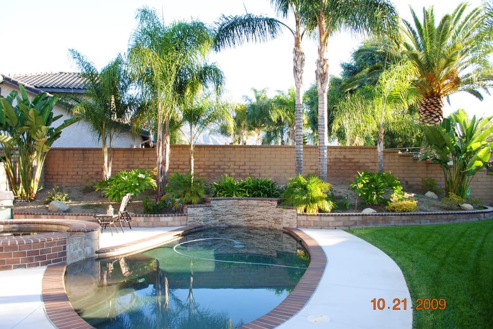 New Pool Landscaping Yelp