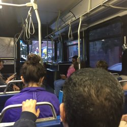 2017 MBTA Bus Position