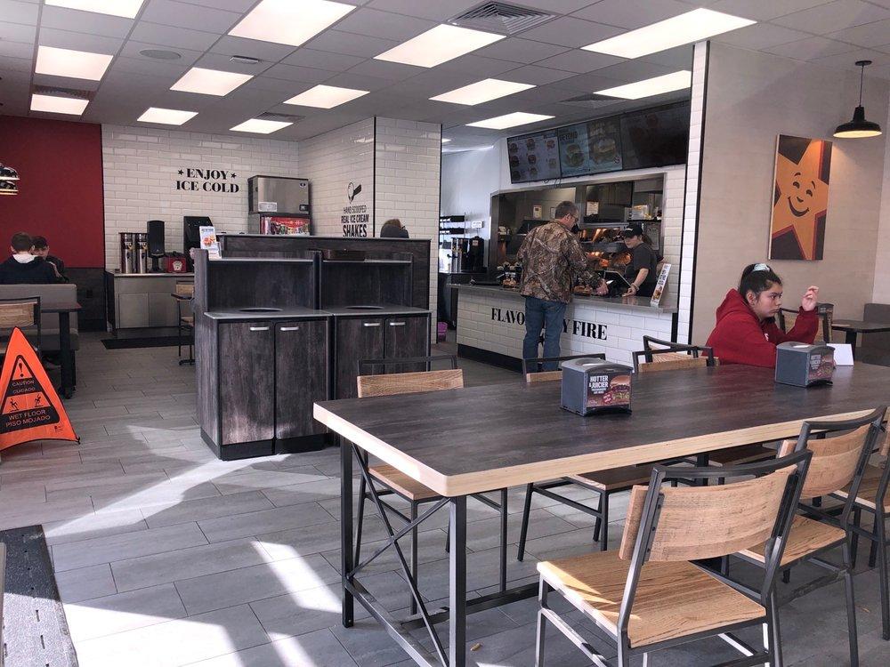 Hardee's: 799 Arlington Rd, Brookville, OH