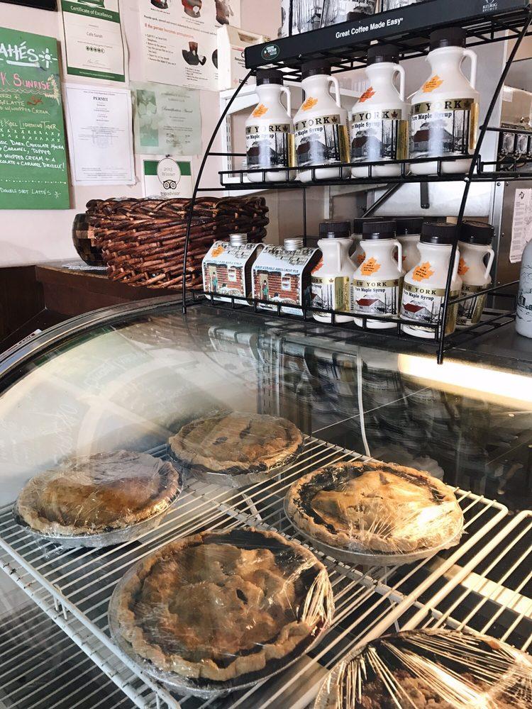 Cafe Sarah: 260 Main St, North Creek, NY