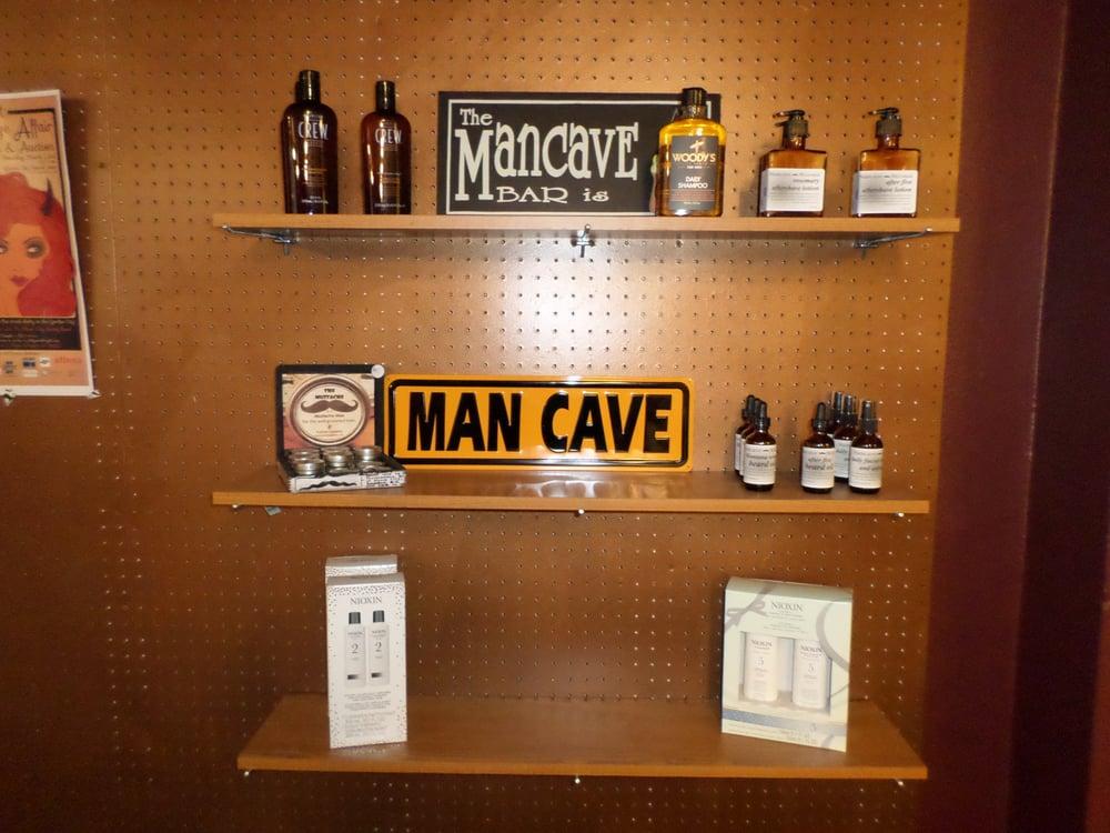 The ManCave Barber Shop: 315 N Pattee St, Missoula, MT