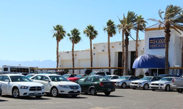 Fox Rent A Car 8801 Las Vegas Blvd S Las Vegas, NV Auto