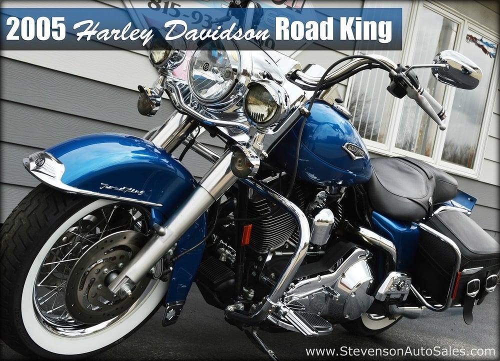 Stevenson Auto Sales Motorbike Dealers 1445 W Court St