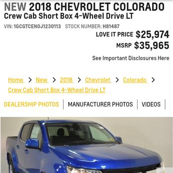 Lindsey Chevrolet 16 Reviews Car Dealers 15605