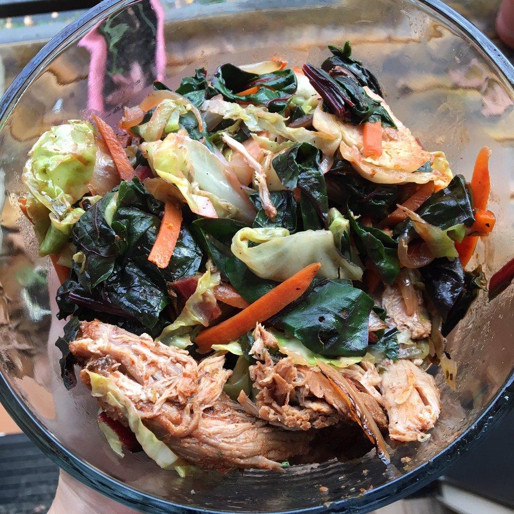 Verde Cocina: Portland Farmers Market, Portland, OR