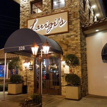 Photo Of Luigi S Italian Restaurant Fayetteville Nc United States Fancy Date Night