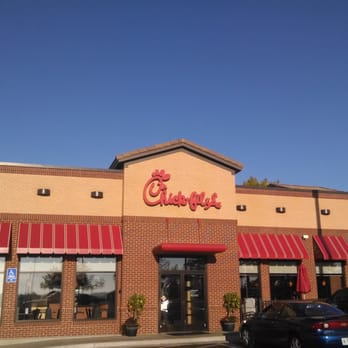 Chick Fil A 18 Photos 29 Reviews Fast Food 18785 E 39th St S