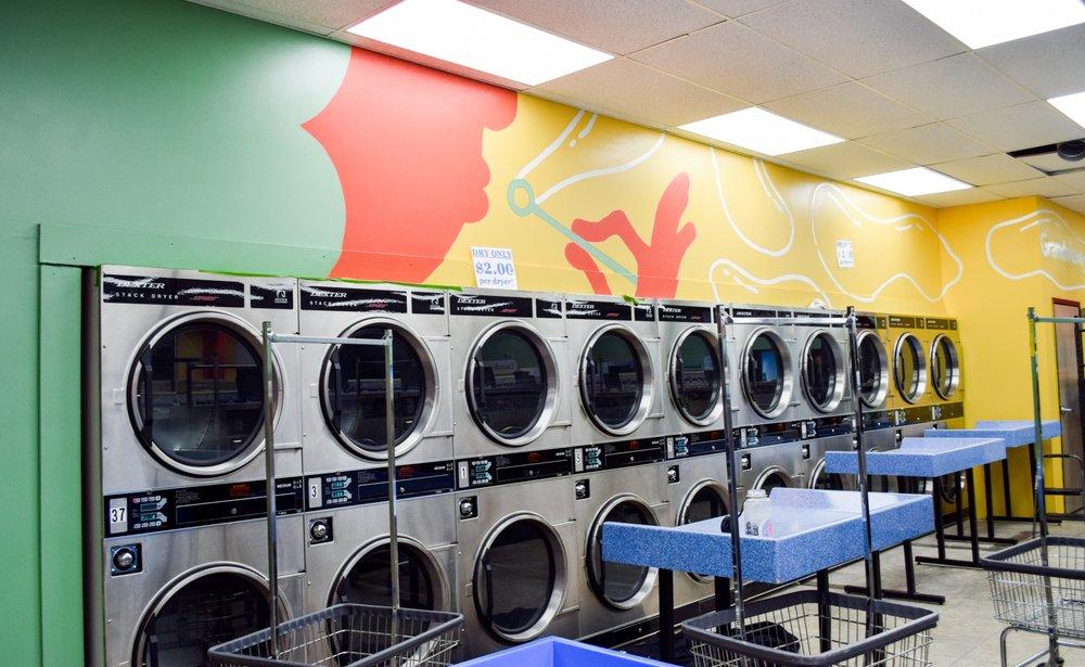 Grandview Coin Laundry: 11525 Blue Ridge Blvd, Kansas City, MO