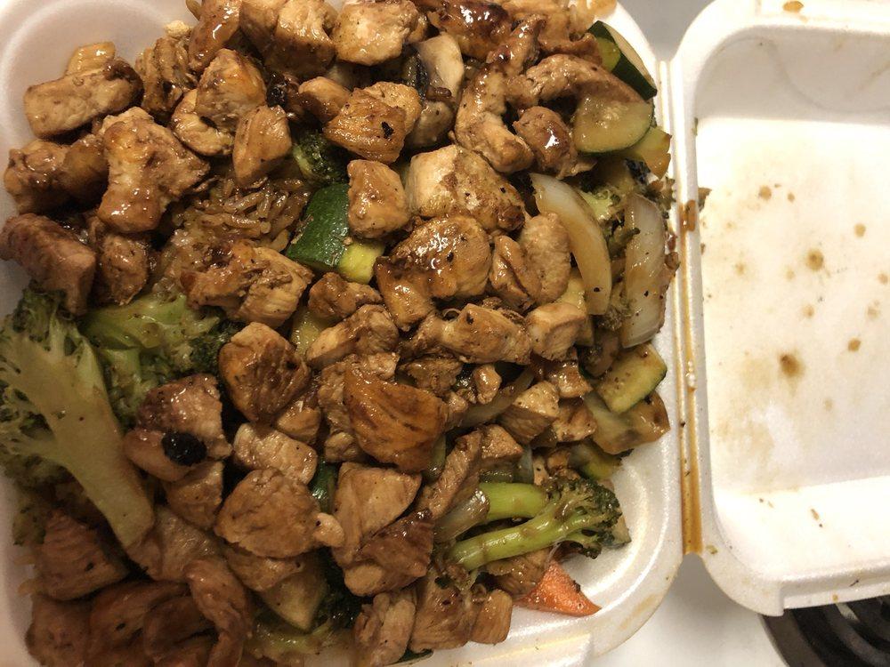 Konnichiwa Japanese Steakhouse & Sushi: 1096 Eagleton Plz, London, OH